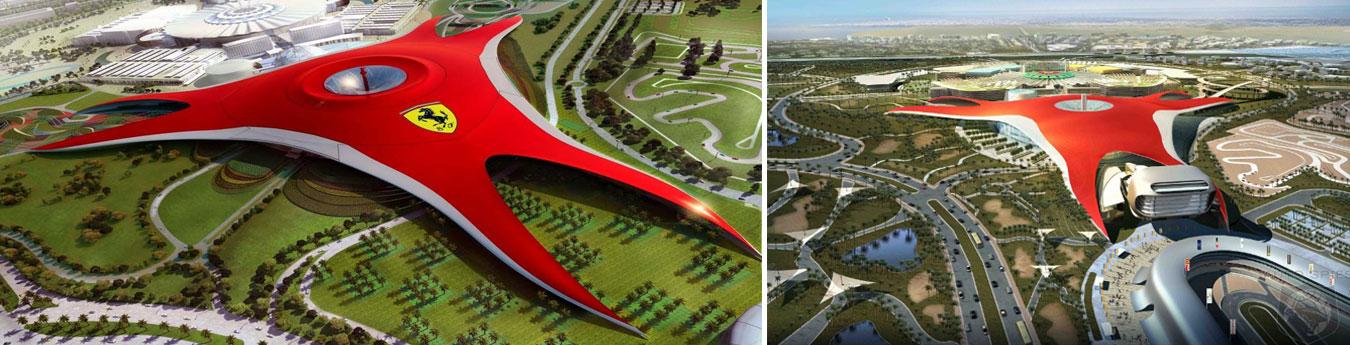 Dubai-Ferrari